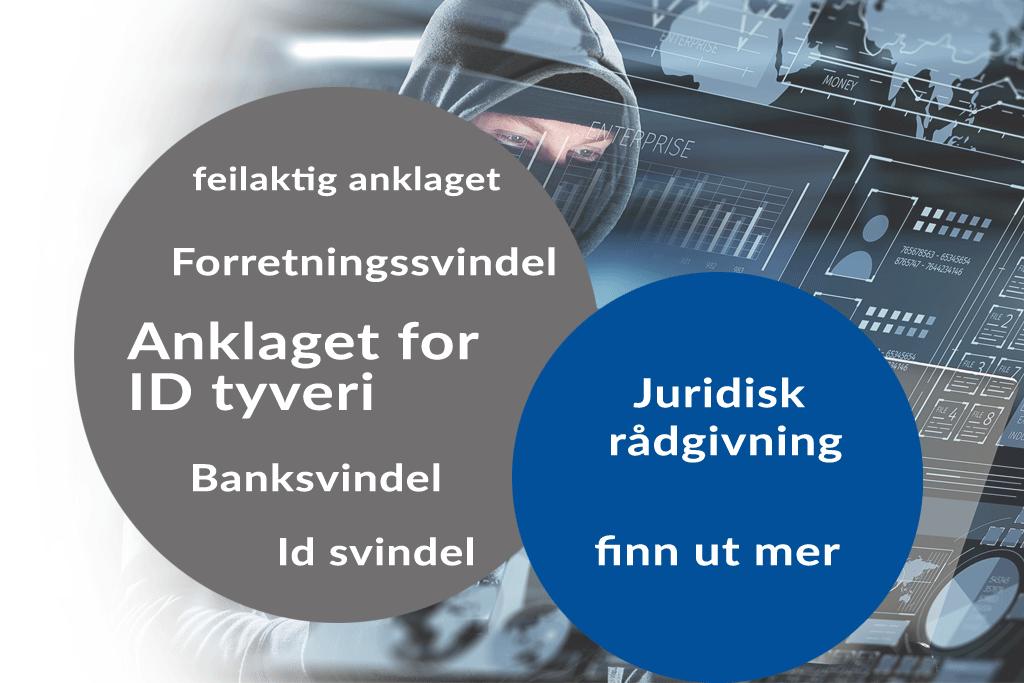 Advokat Danielsen Oslo Anklaget for ID-tyveri