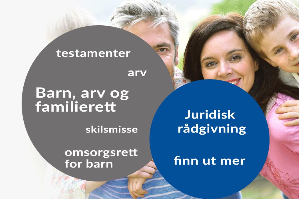 Barn, arv og familierett. Advokat Okonomisk Kriminalitet. Advokat Danielsen & Co. Per Danielsen. Advokat i Oslo.