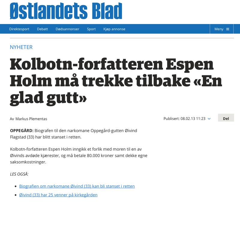 Ærekrenkelse. Bok stanset i rettssak. Advokat Danielsen & Co. Per Danielsen. Advokat i Oslo.