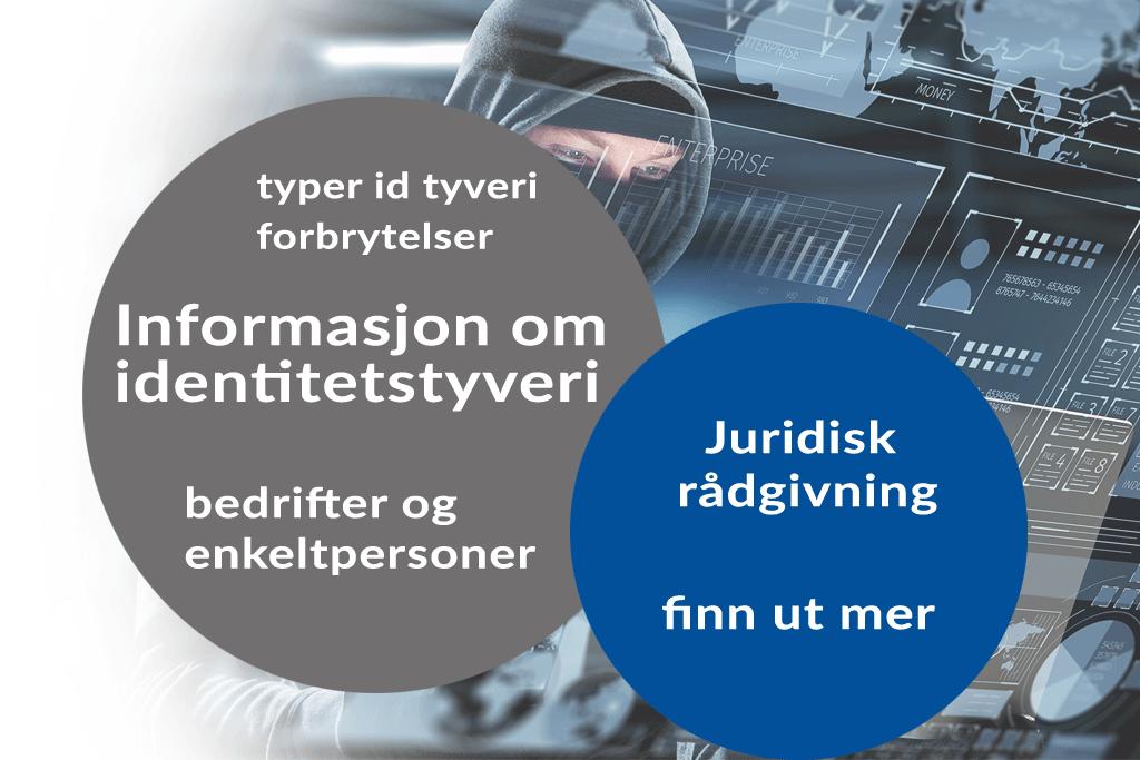 Informasjon om identitetstyveri. Advokat Danielsen & Co. Per Danielsen. Advokat i Oslo.