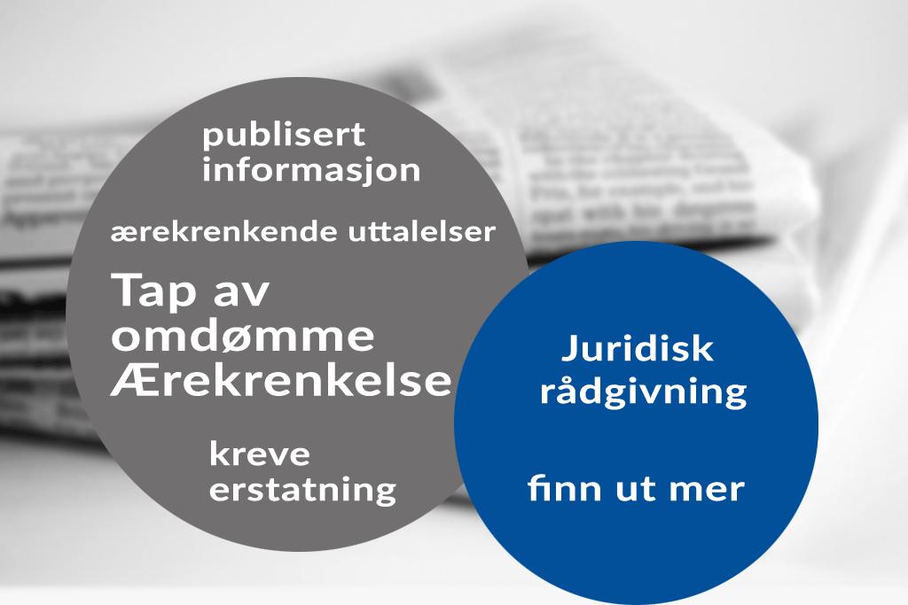 ærekrenkelse. Advokat Danielsen & Co. Per Danielsen. Advokat i Oslo.