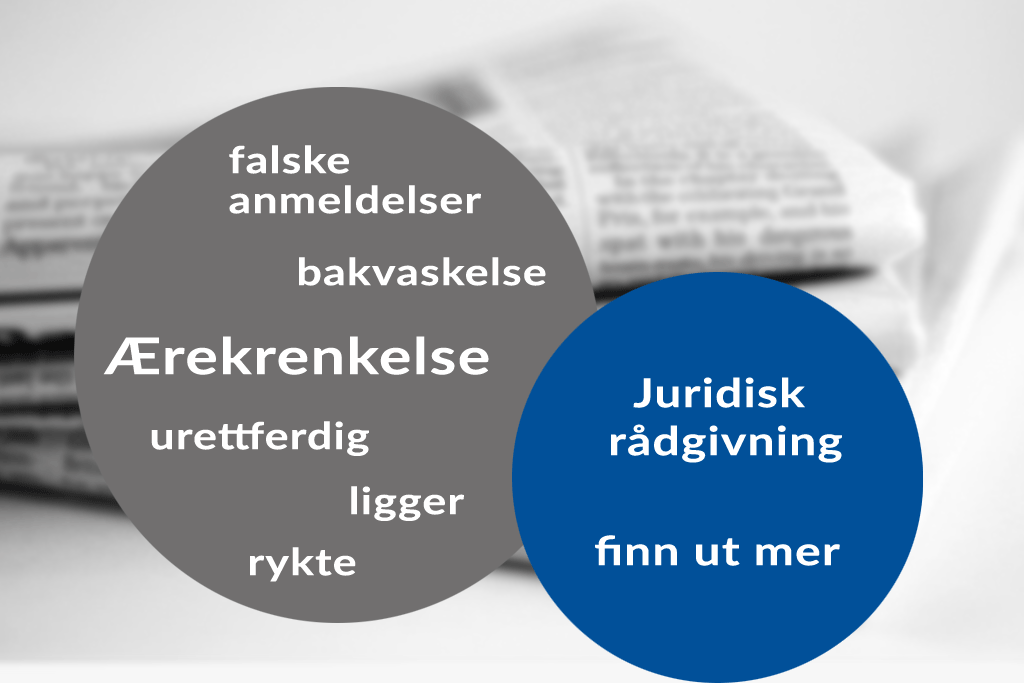 Aerekrenkelse Advokat Advokat Danielsen & Co. Per Danielsen. Advokat i Oslo.